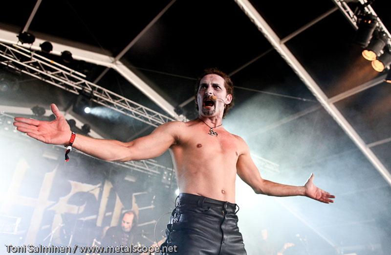 Hell, live, Tuska Festival 2011