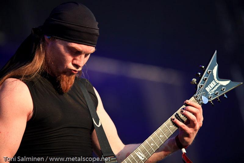 Morbid Angel, live, Tuska Festival 2011