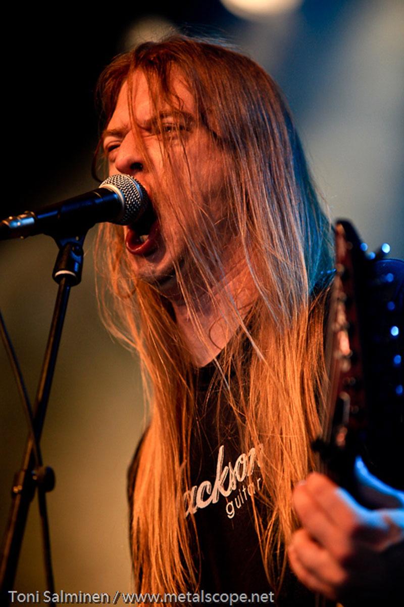 Omnium Gatherum, live, Tuska Festival 2011