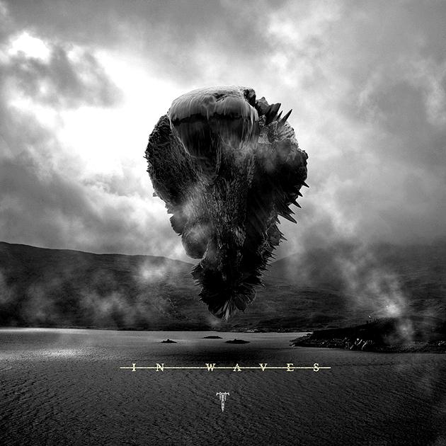 Trivium, In Waves, Cover