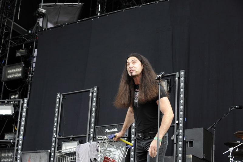 Bülent Ceylan, live, Wacken 2011