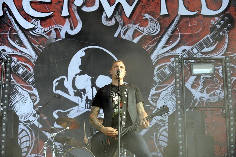 Frei.Wild, live, Wacken 2011