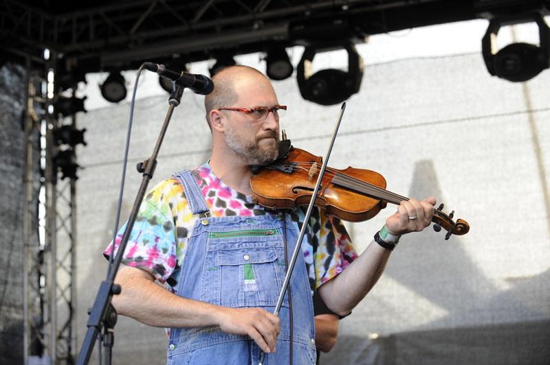 Hayseed Dixie, live, Wacken 2011