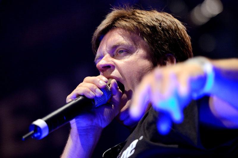 Jim Breuer, live, Wacken 2011