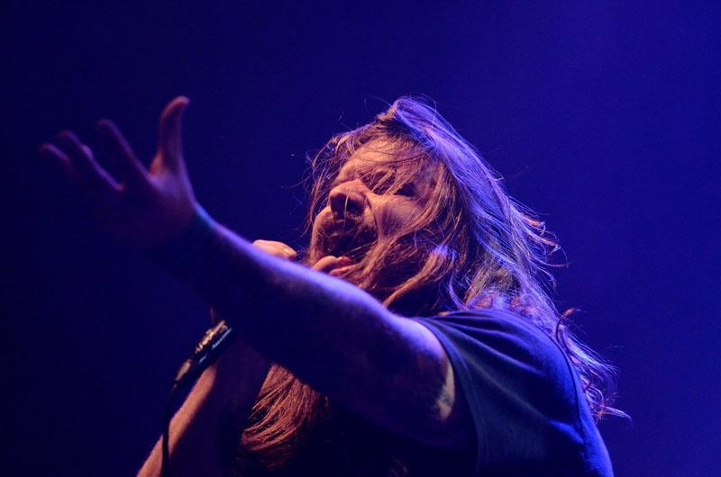 Kvelertak, live, Wacken 2011