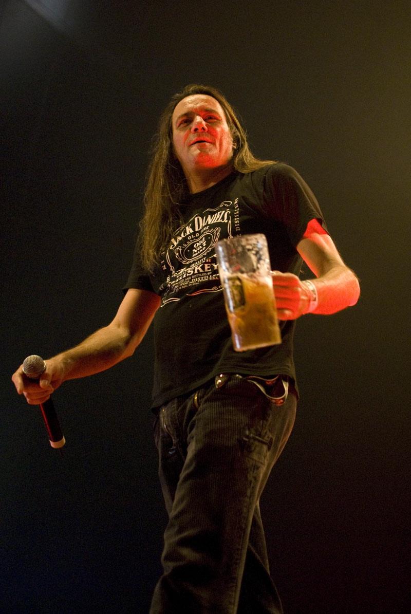 Onkel Tom, live, Wacken 2011