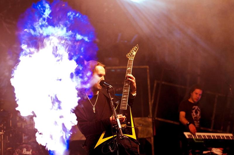 Children Of Bodom, live, Wacken 2011