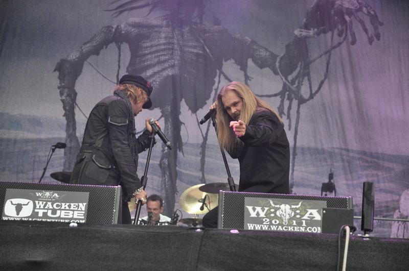 Avantasia, live, Wacken 2011