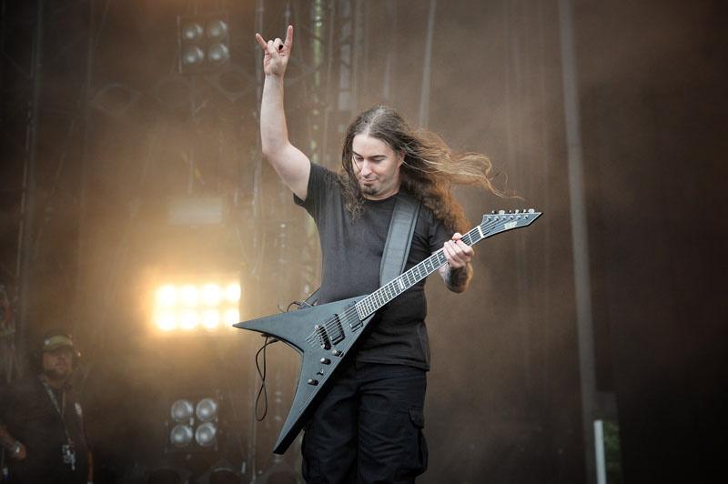 Kataklysm, live, Wacken 2011
