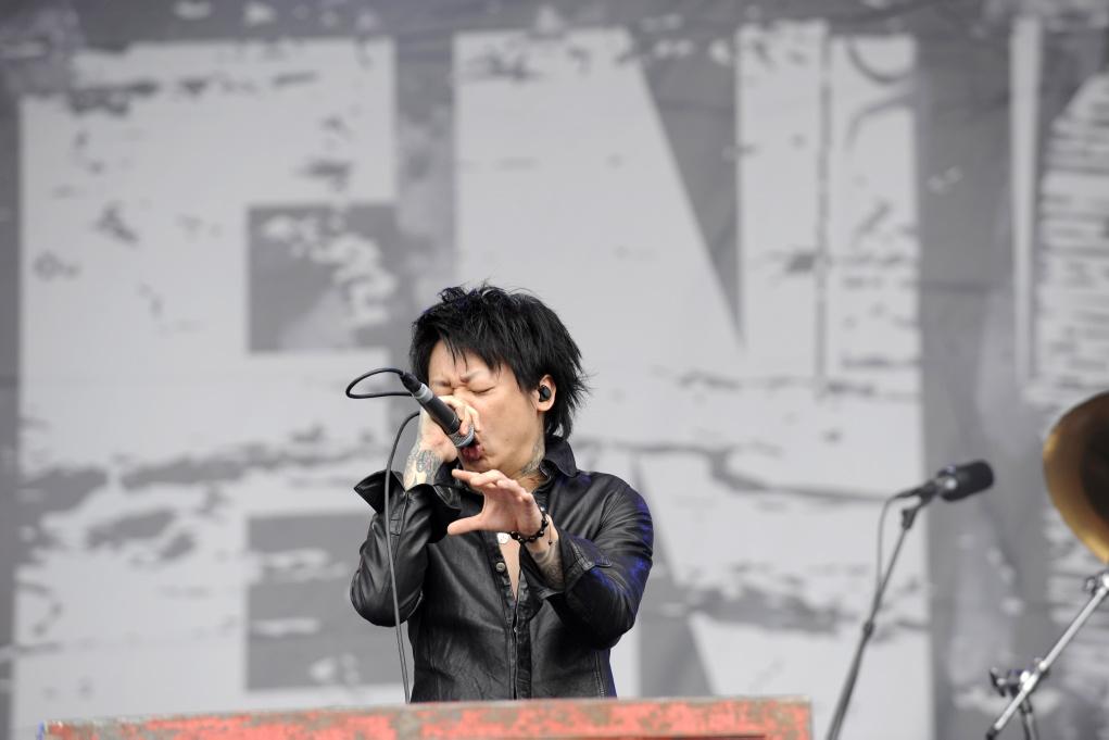 Dir en Grey, live, Wacken 2011
