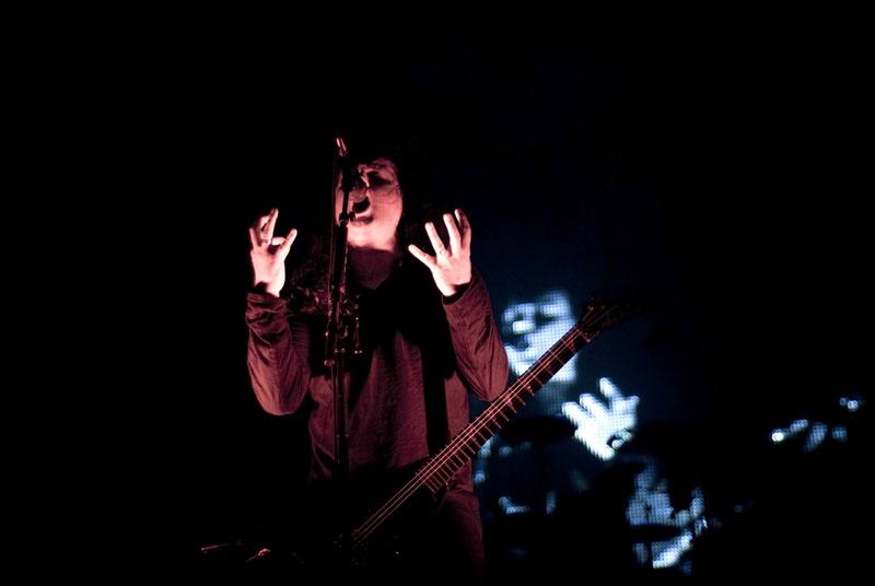 Kreator, live, Wacken 2011