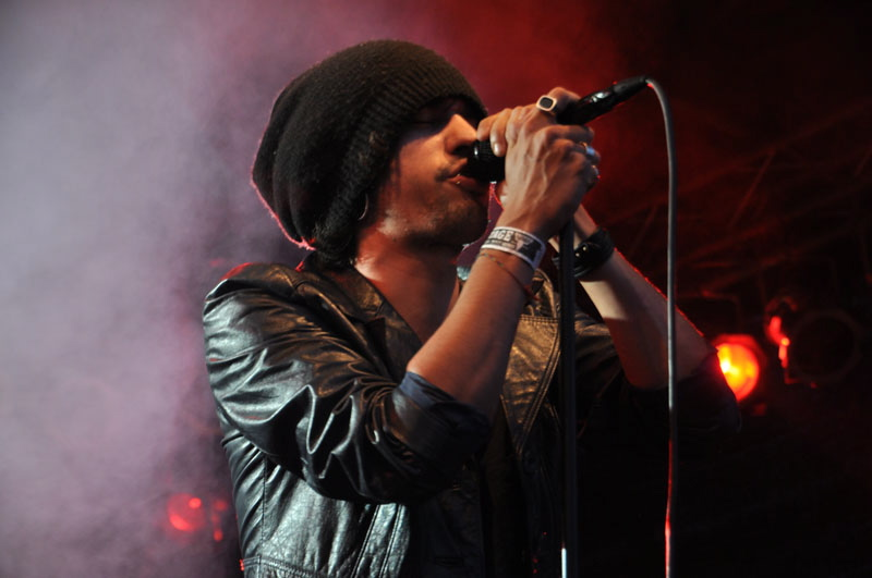 Lacrimas Profundere, live, Wacken 2011