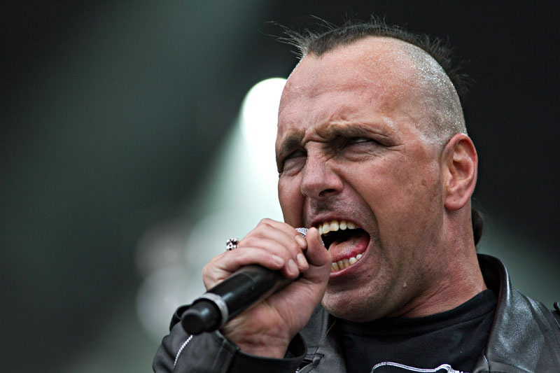 Mayhem, live, Wacken 2011
