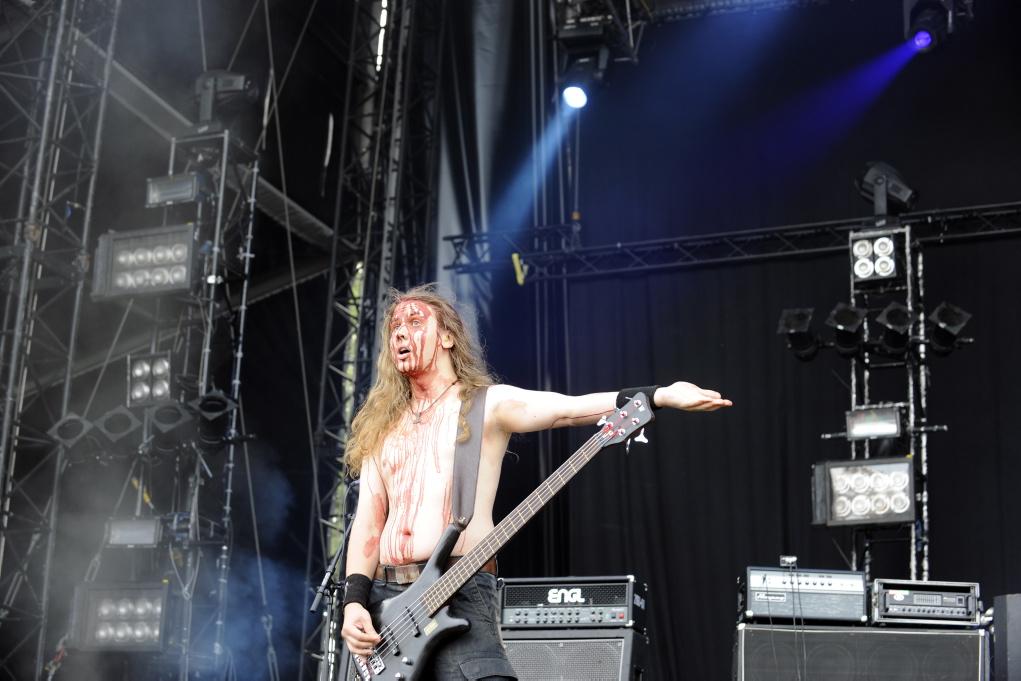 Moonsorrow, live, Wacken 2011