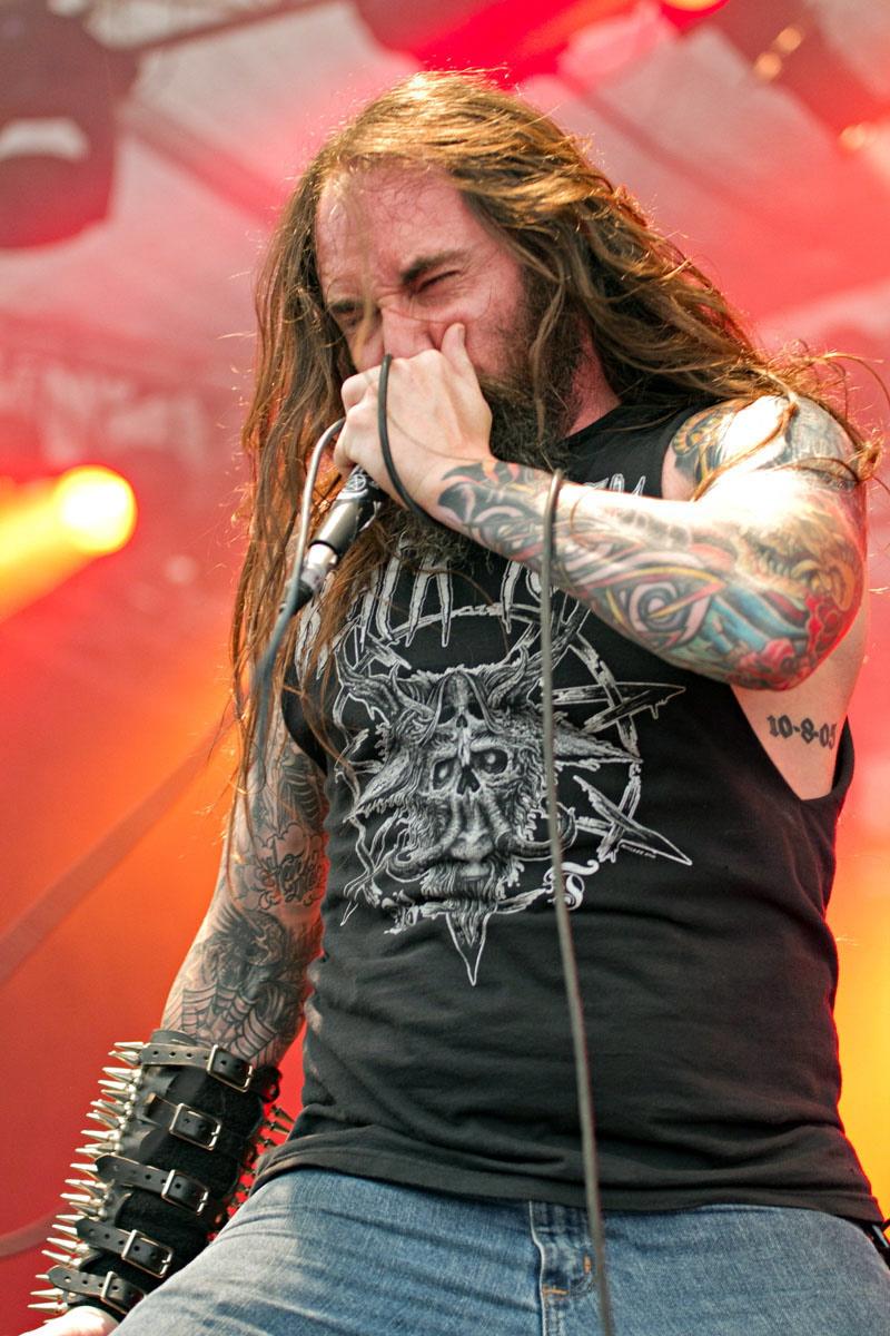 Skeletonwitch, live, Wacken 2011