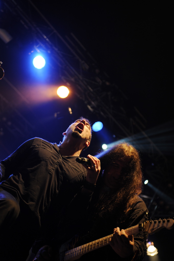 Tokyo Blade, live, Wacken 2011