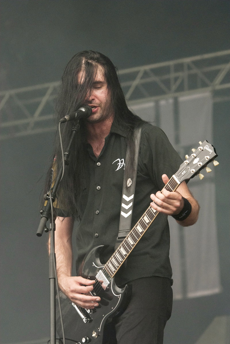 Vreid, live, Wacken 2011