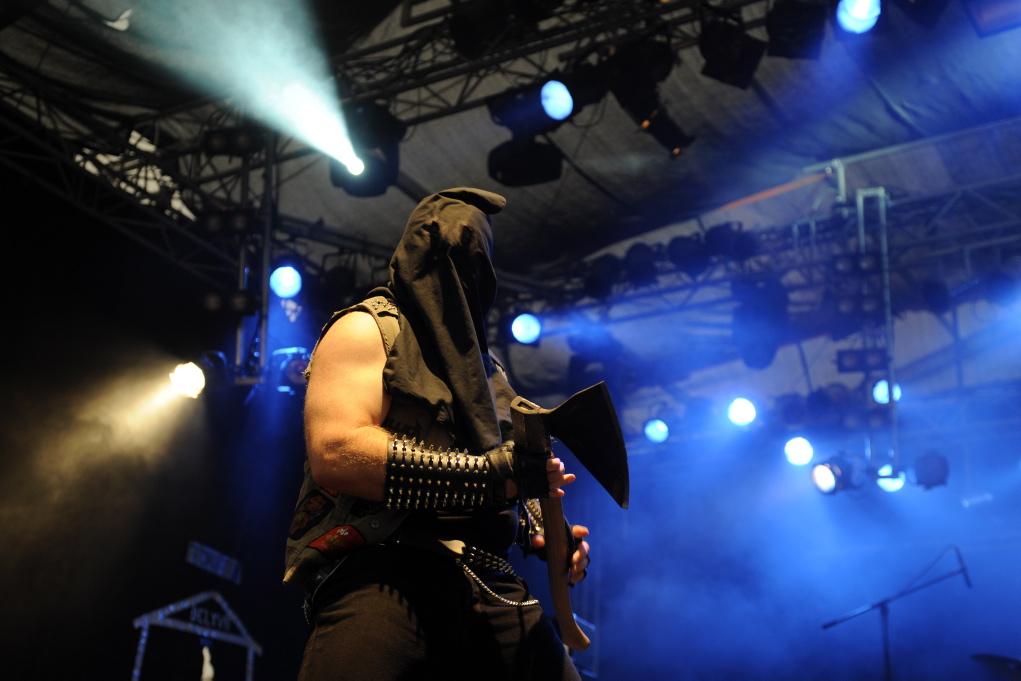 Warrant, live, Wacken 2011