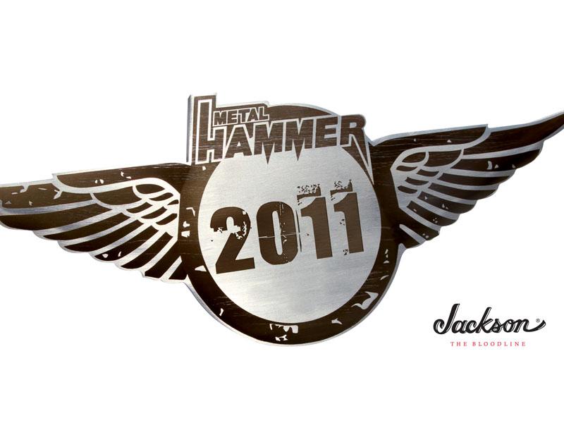 Der Metal Hammer Award 2011