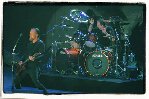 Metallica live, Rock am Ring 2008