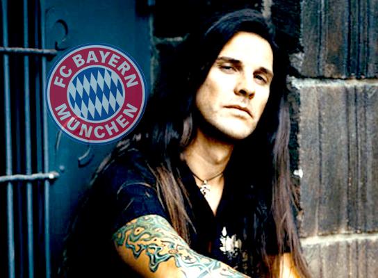 """Daniel """"Dani"""" Löble, Helloween, Bayern-Fan"""