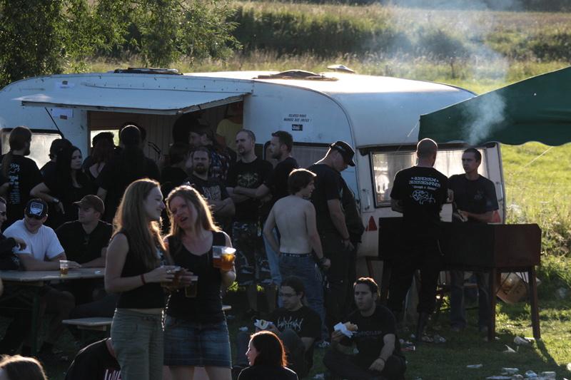 Metal Mean Festival 2011, Impressionen