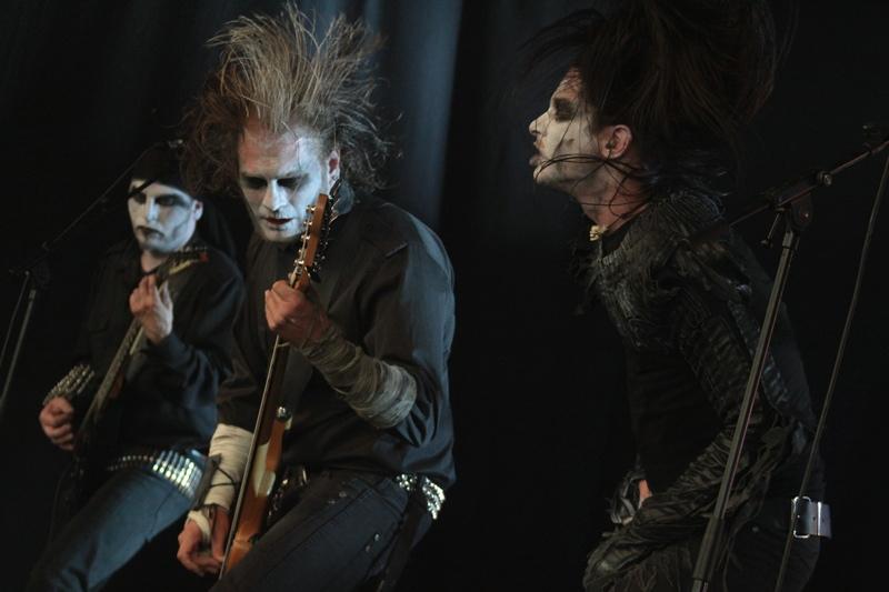 Dark Fortress, Metal Mean Festival 2011
