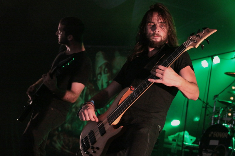 Aborted, Metal Mean Festival 2011