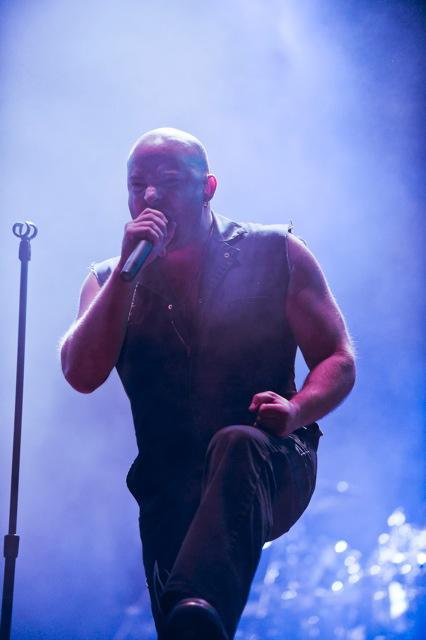 Disturbed live, Rock am Ring 2011