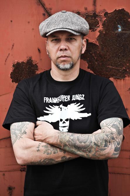 Matt Gonzo Roehr, Promo Bild