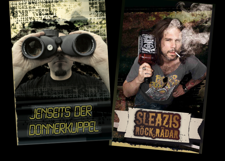 Jenseits der Donnerkuppel, Sleazis Röck Rädar
