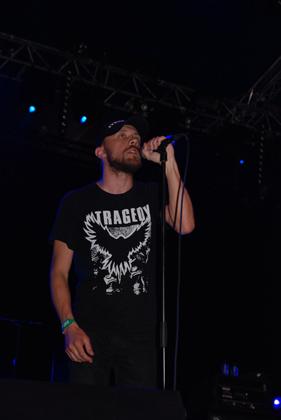 Ghost Brigade live, 25. bis 27. Juni 2010