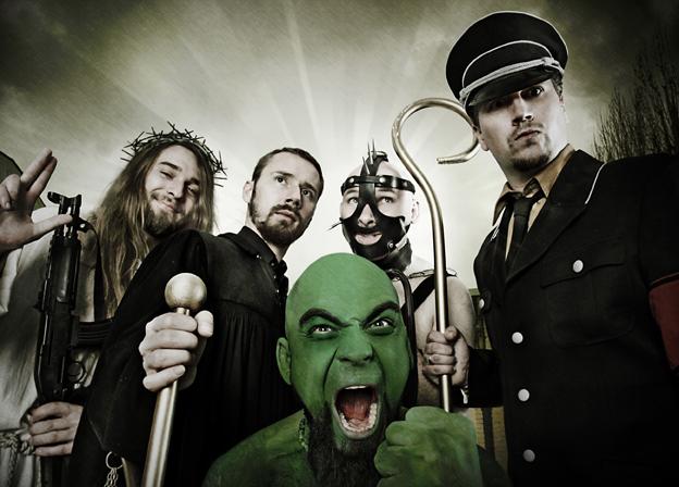 Die Apokalyptischen Reiter, Promo Bild 2011