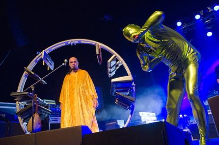 Knorkator, live, 01.10.2011 Hamburg Docks