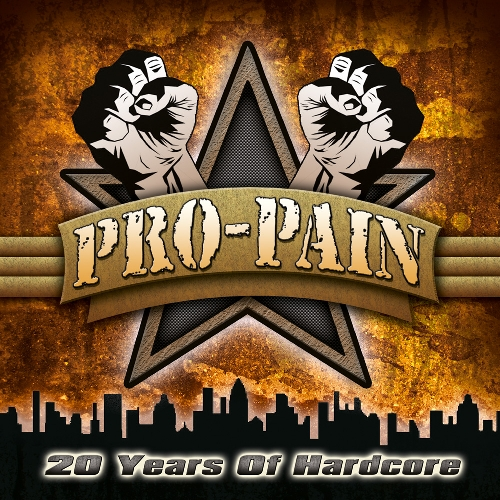 Pro-Pain, 20 Years Of Hardcore, Cover