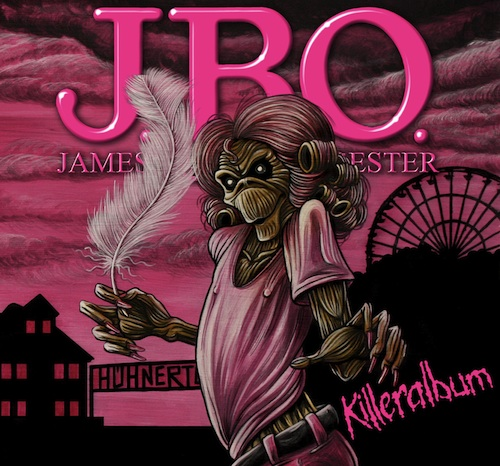 J.B.O, Killeralbum, Cover