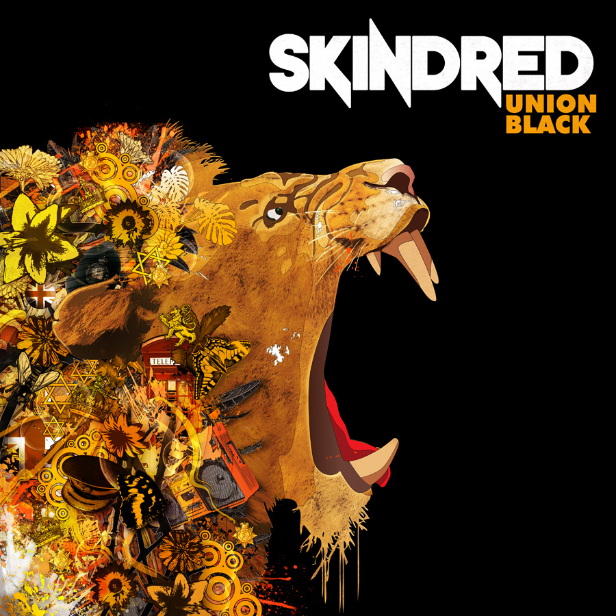 Skindred, Union Black, Cover