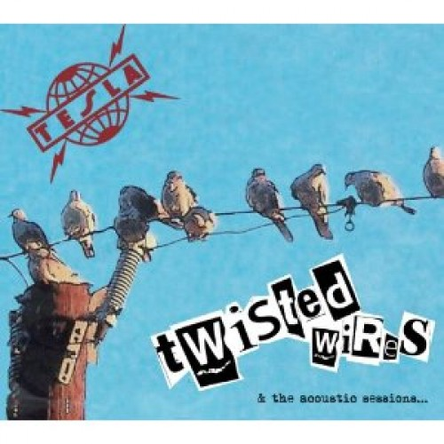 Telsa, Twisted Wires And The Acoustic Sessions, Cover