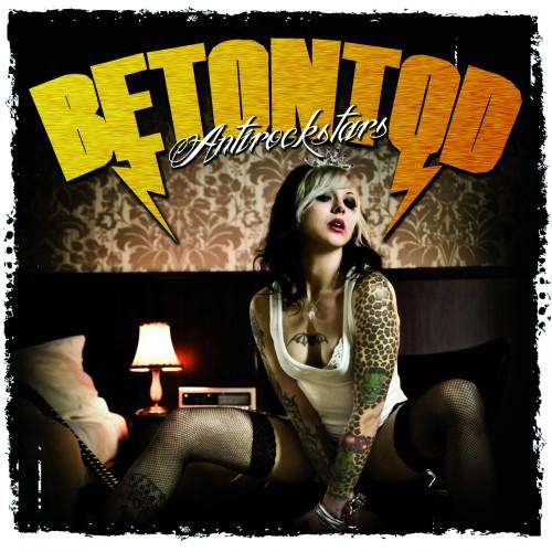 Betond, Antirockstars, Cover