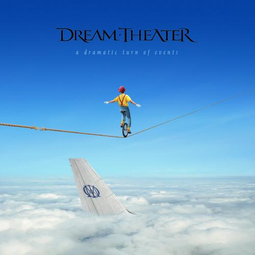 Dream Theater, A Dramatic Turn Of Events, Cover