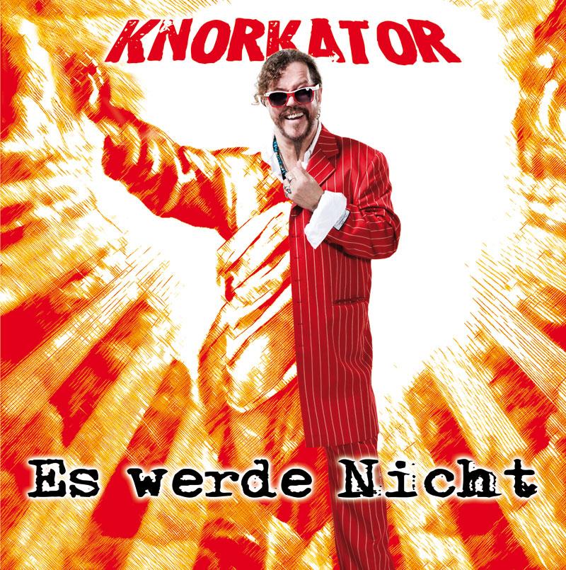 Knorkator, Es werde nicht, Cover