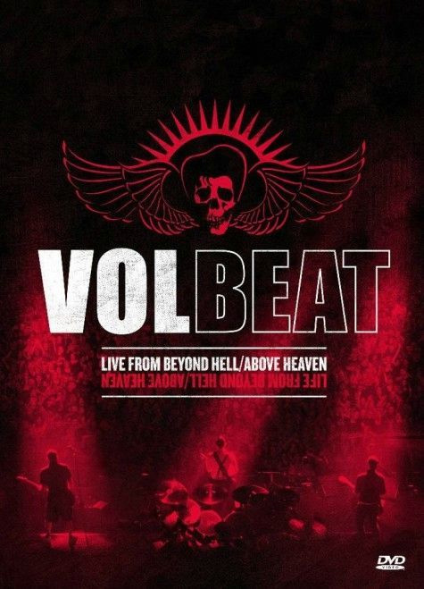 Volbeat, Live From Beyond Hell/ Above Heaven, Cover