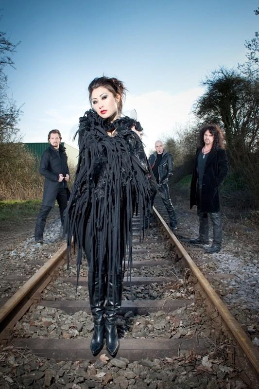 Krypteria 2011 Promo-Bild