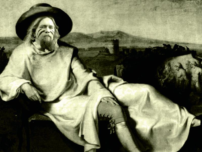 Sami Hinkka, Ensiferum, Philosofa