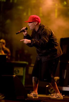 Limp Bizkit live, Rock am Ring 2009