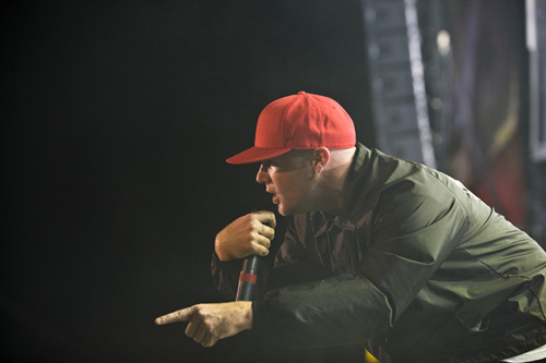 Limp Bizkit live bei Rock am Ring 2009