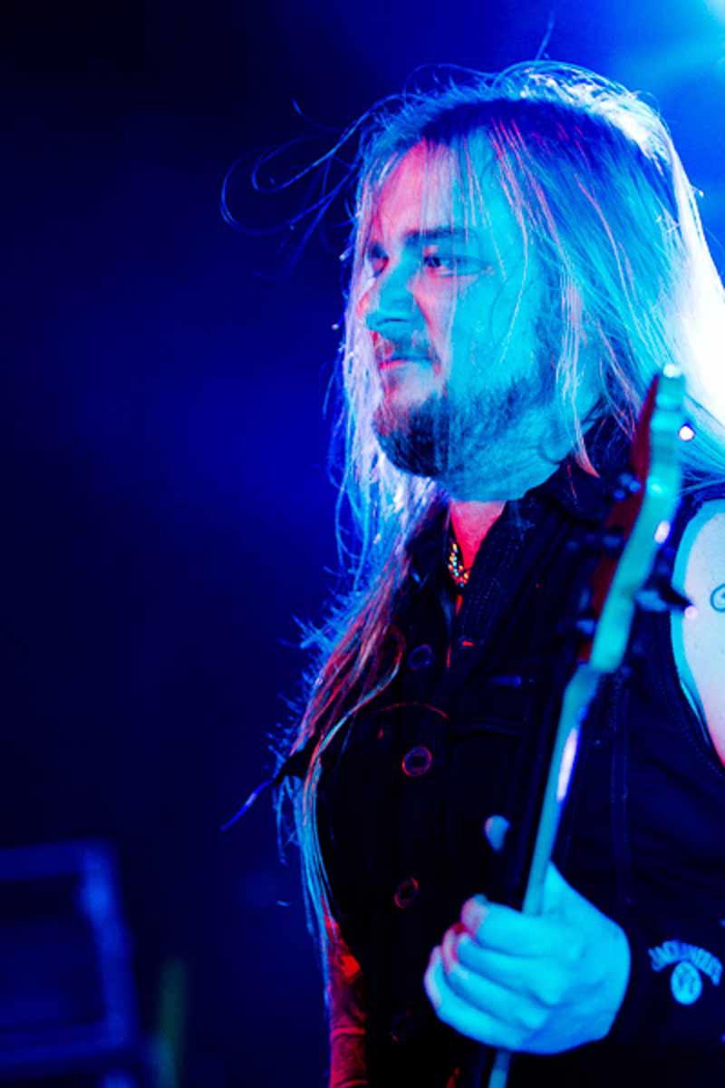Dark Tranquillity, live, 15.11.2011 Hamburg, Markthalle