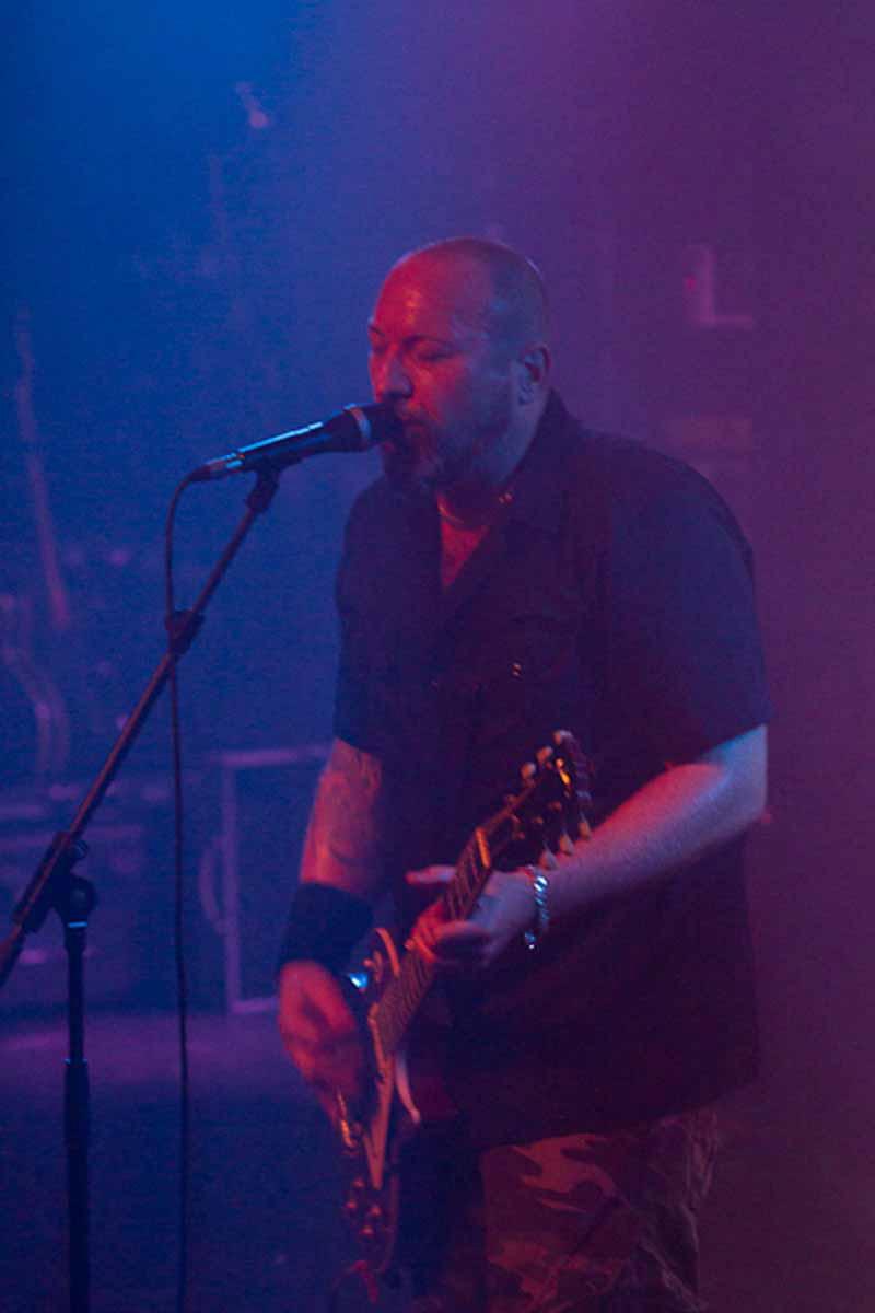 Gurd, live, 15.11.2011 Hamburg, Markthalle