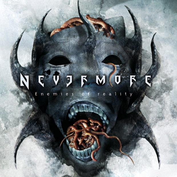 Nevermore, Enemies Of Reality CD Cover