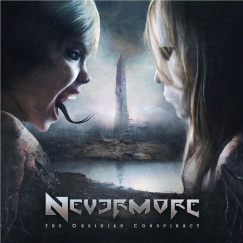 Nevermore, The Obsidian Conspiracy Cover